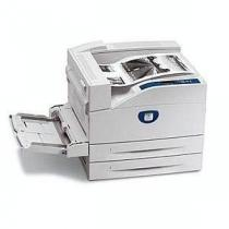 Xerox Phaser 5550N, Imprimanta laser mono, A3, 50 ppm, 1200x1200dpi, PCL5e/PCL6/PS3/PDF doar cu HDD optional, Paralel/USB/Gigabit Ethernet, 1100 coli A3, 256MB, 500MHz, Include Cartus start 35000 pagini