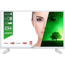 "LED TV HORIZON 32HL7311H, 32"" DLED / HD / Smart TV (WiFi built-in) + DTS / 100Hz (CME) / USB Player (mpeg4, mkv) / VeryNarrow (12mm) / Double Neck-Foot Stand / White"