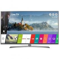 "Televizor, LG, 49UJ670V, LED, 49"", Smart TV, UHD/4K, 3840*2160, RMS 2* 10W, ULTRA Surround, DVB-T2 / C / S2, webOS 3.5, Web Browser, Wifi, WiDi, Miracast, SLOT CI+, HDMI, USB, VESA, SILVER"