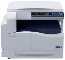 Xerox WorkCentre 5021 Copiator/Imprimanta/Scaner, 20 ppm, 600x600dpi,HBPL, USB 2.0, 1 tava x250 coli +tava manuala 100 coli, 128 MB, include toner K 2.500 pagini.