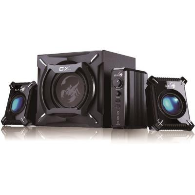 BOXE GENIUS SW-2.1 2000 45W GAMING BLACK