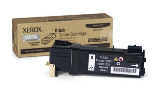 CARTUS TONER BLACK 106R01338 2K ORIGINAL XEROX PHASER 6125