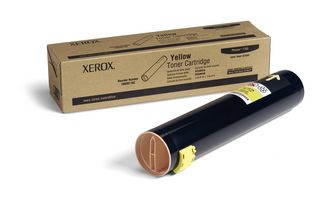 CARTUS TONER YELLOW 106R01162 25K ORIGINAL XEROX PHASER 7760DN