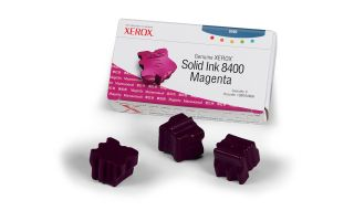 CERNEALA SOLIDA MAGENTA 3 STICKS 108R00606 3,4K ORIGINAL XEROX PHASER 8400