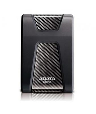 HARD DISK A-DATA EXTERN DASHDRIVE DURABLE HD650 1TB 3.0 BLACK