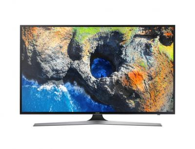 Televizor Smart LED Samsung 109 cm Ultra HD UE43MU6172, USB, CI+, Black