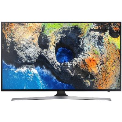 Televizor Smart LED Samsung 139 cm Ultra HD UE55MU6102, WiFi, USB, CI+, Black