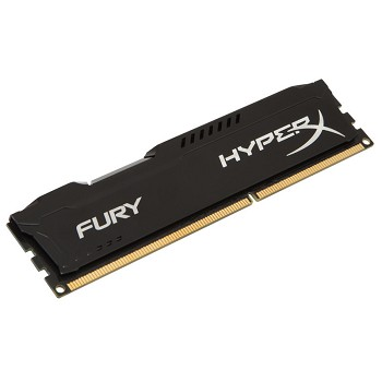 MEMORIE KINGSTON DDR III 4GB 1600MHZ CL10 HYPERX FURY BLACK