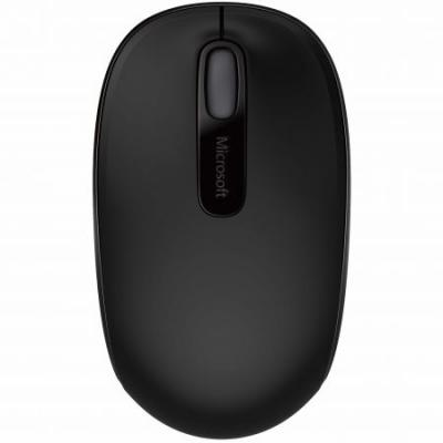 MOUSE MICROSOFT MOBILE 1850 WIRELESS BLACK