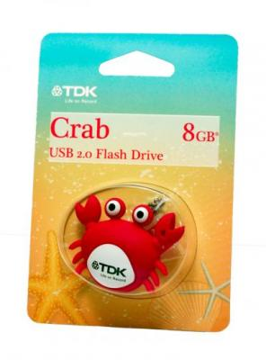 STICK USB TDK CRAB 8GB USB 2.0