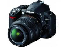 APARAT FOTO NIKON DSLR D3100 14.2 MP KIT 18-55 VR BLACK