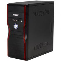 CARCASA SPACER MERCURY 450W ATX BLACK