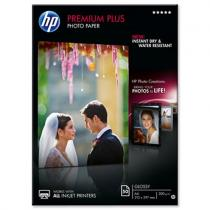 HARTIE CERNEALA HP PREMIUM PLUS GLOSSY PHOTO WHITE 300G A4 50COLI