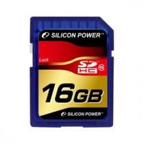 SECURE DIGITAL SILICON POWER SDHC 16GB CLASS 10