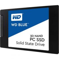 SSD WESTERN DIGITAL 500GB BLUE SATA3 3D NAND 7MM 2.5