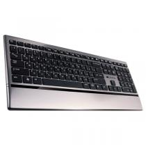 TASTATURA CANYON CNS-HKB4US WIRED USB SLIM ALUMINUM FINISHING
